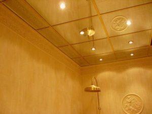 Зеркальные потолки в вашем доме