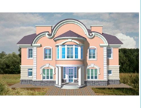 Загородный жилой дом (от 500кв.,м.)