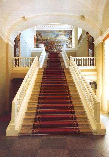 Безопасность лестниц