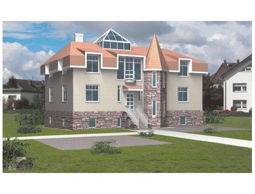 Загородный жилой дом 10 (от 500кв.,м.)