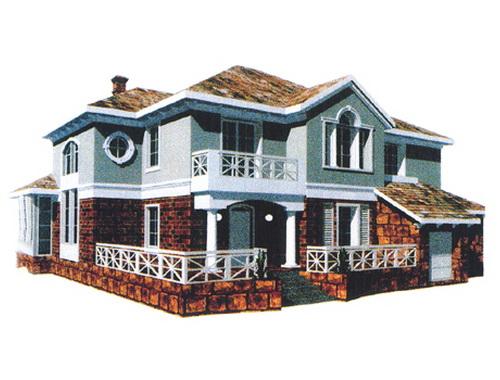 Загородный жилой дом 11 (от 500кв.,м.)