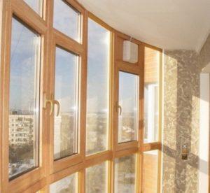 Застекление лоджий и балконов