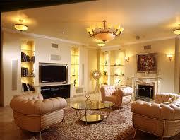 интерьер в гостиной
