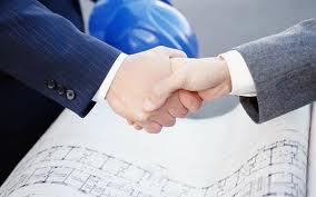 заключение контракта со строительной фирмой